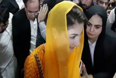 Verdict against Maryam Nawaz's appointment as PML-N vice president delayed