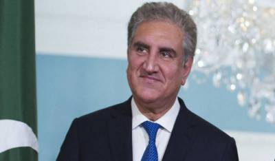 FM Qureshi, New Zealand Deputy PM discuss IoK situation