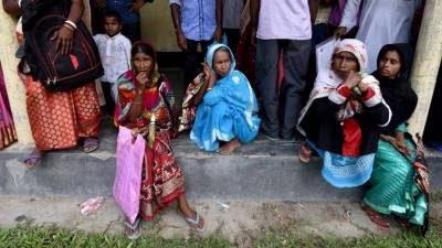 India publishes controversial citizenship list, nearly two million face statelessness