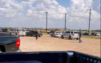 At least five including gunman killed, 21 injured in West Texas shooting