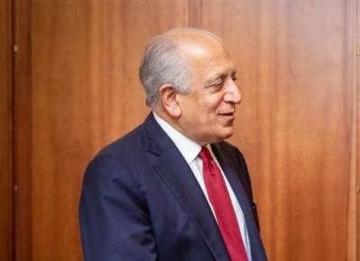 US, Taliban on 'threshold' of deal: US Afghan envoy Zalmay Khalilzad