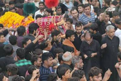 Foolproof security finalised for Muharram processions across country