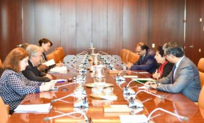 Maleeha Lodhi apprises UN chief on worsening situation in IOK