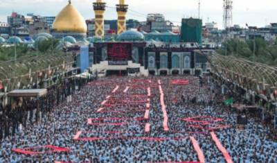 More than 30 dead in stampede at Karbala shrine on Ashura