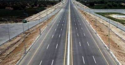 Multan-Sukkur Motorway to be opened to light traffic today