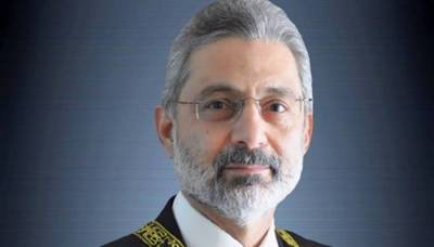 SC bench hearing Qazi Faez Isa's case dissolves