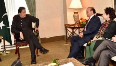 PM Imran arrives in US on week-long trip to highlight Kashmir dispute