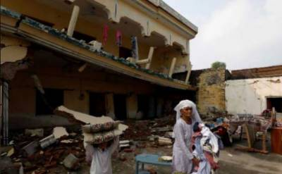 At least 75 as shallow tremor jolts Mirpur, Jhelum and adjoining areas