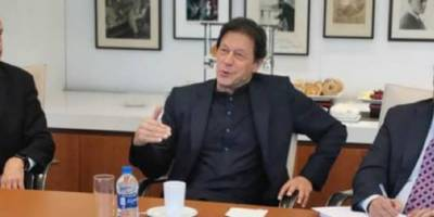 PM Imran says Pakistan wants to lift its people out of poverty but confronts with racist Modi govt