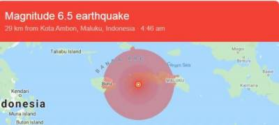 Death toll in east Indonesia quake rises to 30