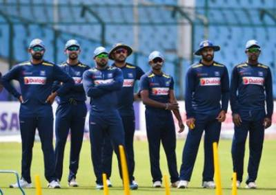 2nd ODI: Pakistan, Sri Lanka face off today