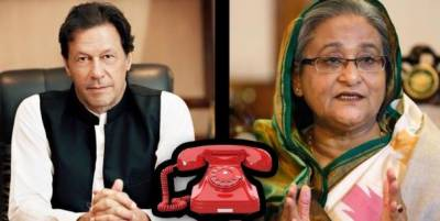 PM telephones his Bangladeshi counterpart ahead of her India visit