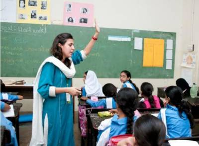 Pakistan observes World Teachers' Day