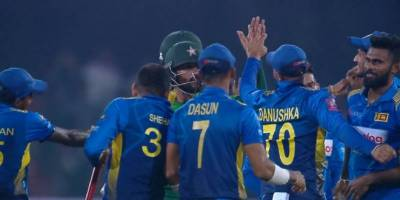Second T20I: Sri Lanka beat Pakistan by 35 runs