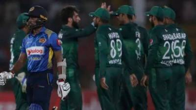 T20I series: Sri Lanka whitewash Green Shirts