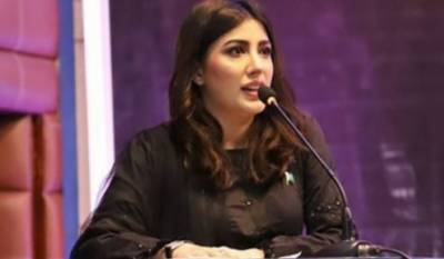 Delighted to be appointed as goodwill ambassador for girls' rights: Mehwish Hayat