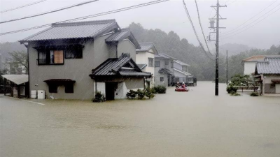 About 14 dead, rescues underway after Typhoon Hagibis slams Japan