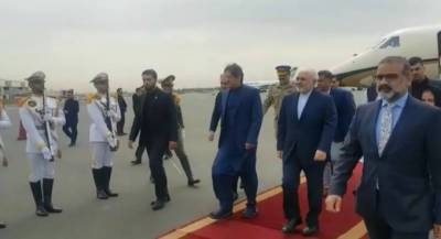 PM Imran in Tehran to promote peace, security