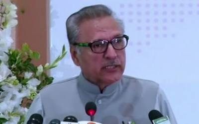 President Alvi leaves for Japan on a five-day visit