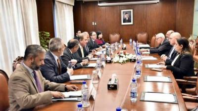 Pakistan, Cuba sign agreement on visa exemption for diplomats, official passport holders