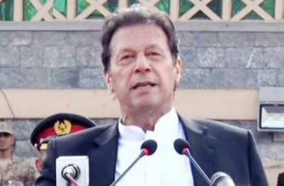No force can stop occupied Kashmir from becoming independent: PM Imran