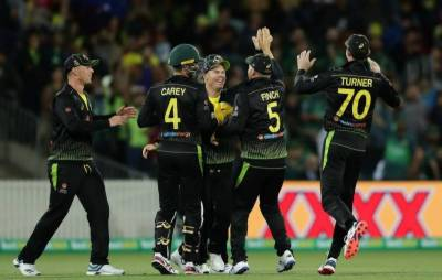 Second T20: Australia beat Pakistan by seven wickets