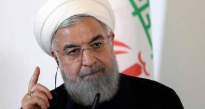 Iran's Rouhani announces to resume enrichment at underground plant