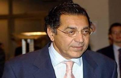 Pakistan's new envoy to UN Munir Akram presents credentials to UN chief