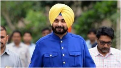 Kartarpur Corridor inauguration: Pakistan issues visa to Navjot Singh Sidhu
