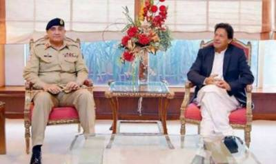 PM Imran, COAS Bajwa discuss security situation and Kashmir