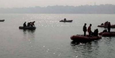 Eight die as boat capsizes in River Sutlej near Okara