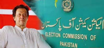 ECP approves daily hearing of PTI foreign funding case