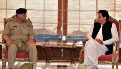 PM Imran, COAS Bajwa discuss matters related to national security