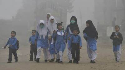 Smog: Schools in Lahore, Gujranwala and Faisalabad to remain closed on Friday