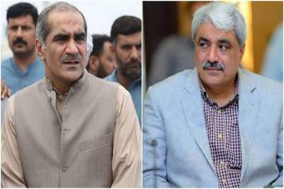 Khawaja Saad, Salman Rafique's judicial remand extended till December 9