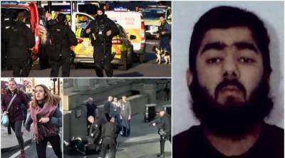London Bridge attacker identified as Usman Khan