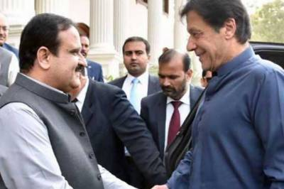 PM Imran arrives in Lahore on day-long visit