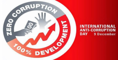 Int'l Anti-Corruption Day being observed today