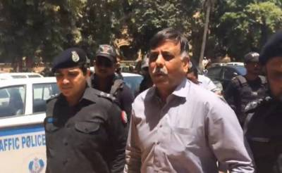 US blacklists Rao Anwar for alleged 'human rights violations'