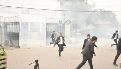 FIRs registered against lawyers over Lahore cardiac hospital attack