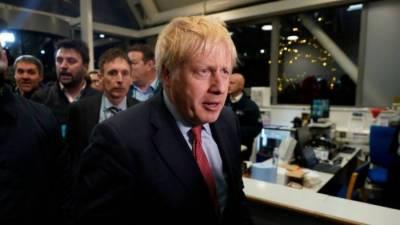 UK election: Boris Johnson's Conservative Party wins majority
