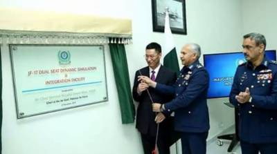 Pakistan rolls out first batch of dual-seat JF-17 aircraft