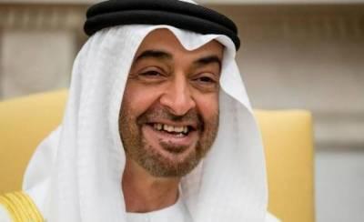 UAE Crown Prince to visit Pakistan on Thursday