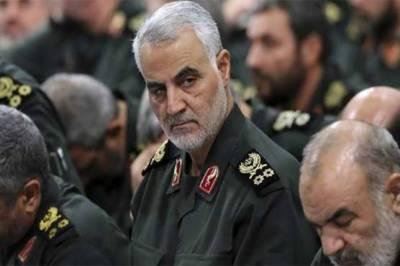 Top Iranian commander Qassem Soleimani killed in US strike on Baghdad