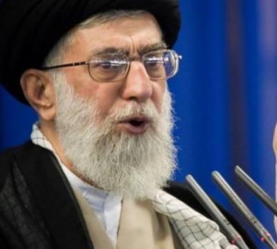 'Slap in face' delivered to US, says Iran supreme leader