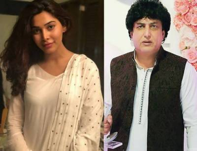 Eshal Fayaz refutes rumours of her marriage with Khalil-ur-Rehman Qamar
