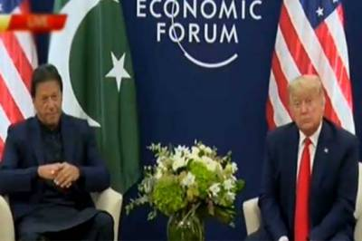 Trump in meeting with PM Imran says will talk to Modi on Kashmir issue