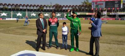 T20I series: Bangladesh decides to bat first against Pakistan