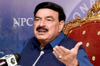 Sheikh Rashid should have resigned after Tezgam fire incident, remarks CJP