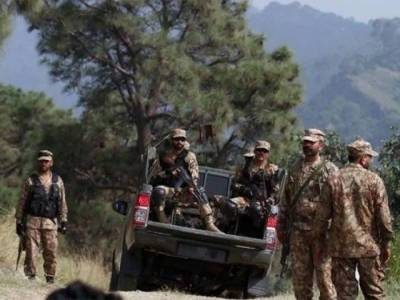 2 soldiers martyred, 5 terrorists killed in North Waziristan operation: ISPR
